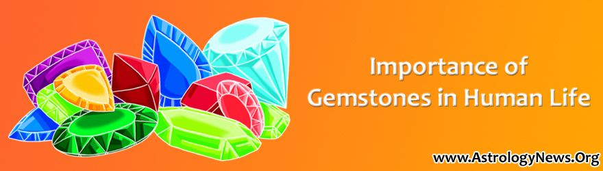 Gemstones and Our Life